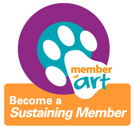 Become a Sustaining Membe of ART